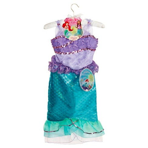 Disney Princess Majestic Collection Ariel Kids' Dress - image 1 of 4