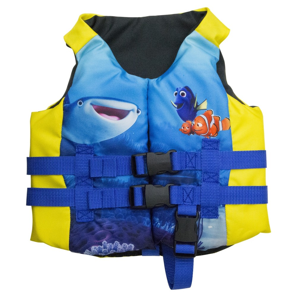 Disney Finding Dory Pfd Life Jacket - Child Size, Multi-Colored