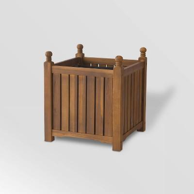 Wooden Lexington Planter - DMC Products