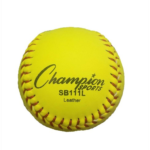 "Champion 11"" Leather Softball - image 1 of 2"
