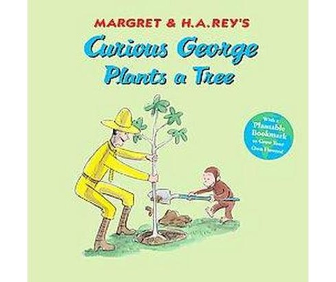 Curious George Plants a Tree (Paperback) by H. A. Rey - image 1 of 1