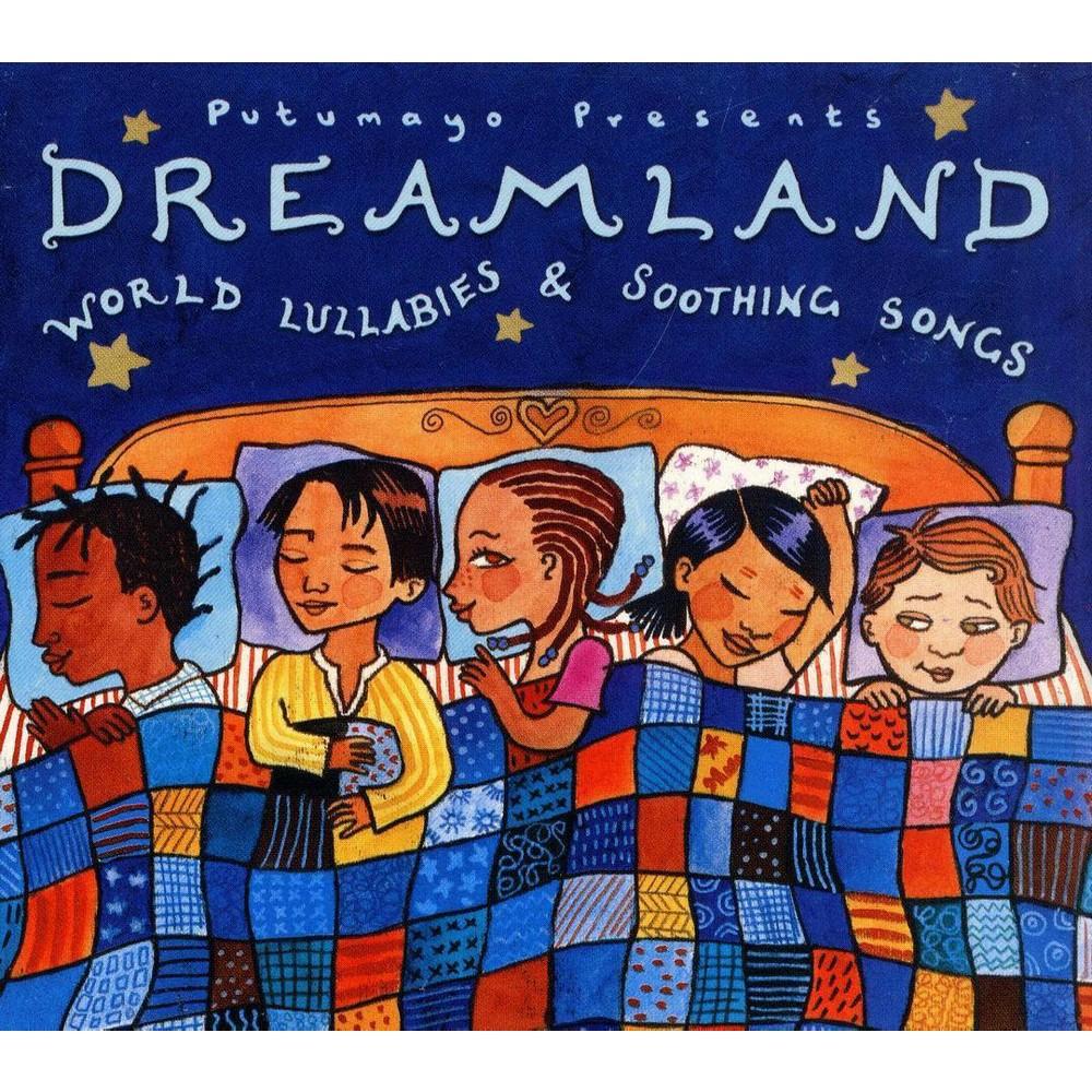Putumayo Presents - Dreamland (CD)