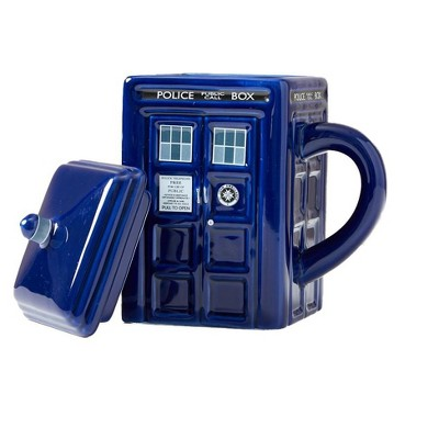 Se7en20 Doctor Who Tardis 17oz Mug