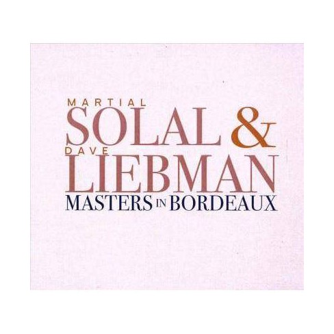Martial Solal - Masters In Bordeaux (CD) - image 1 of 1