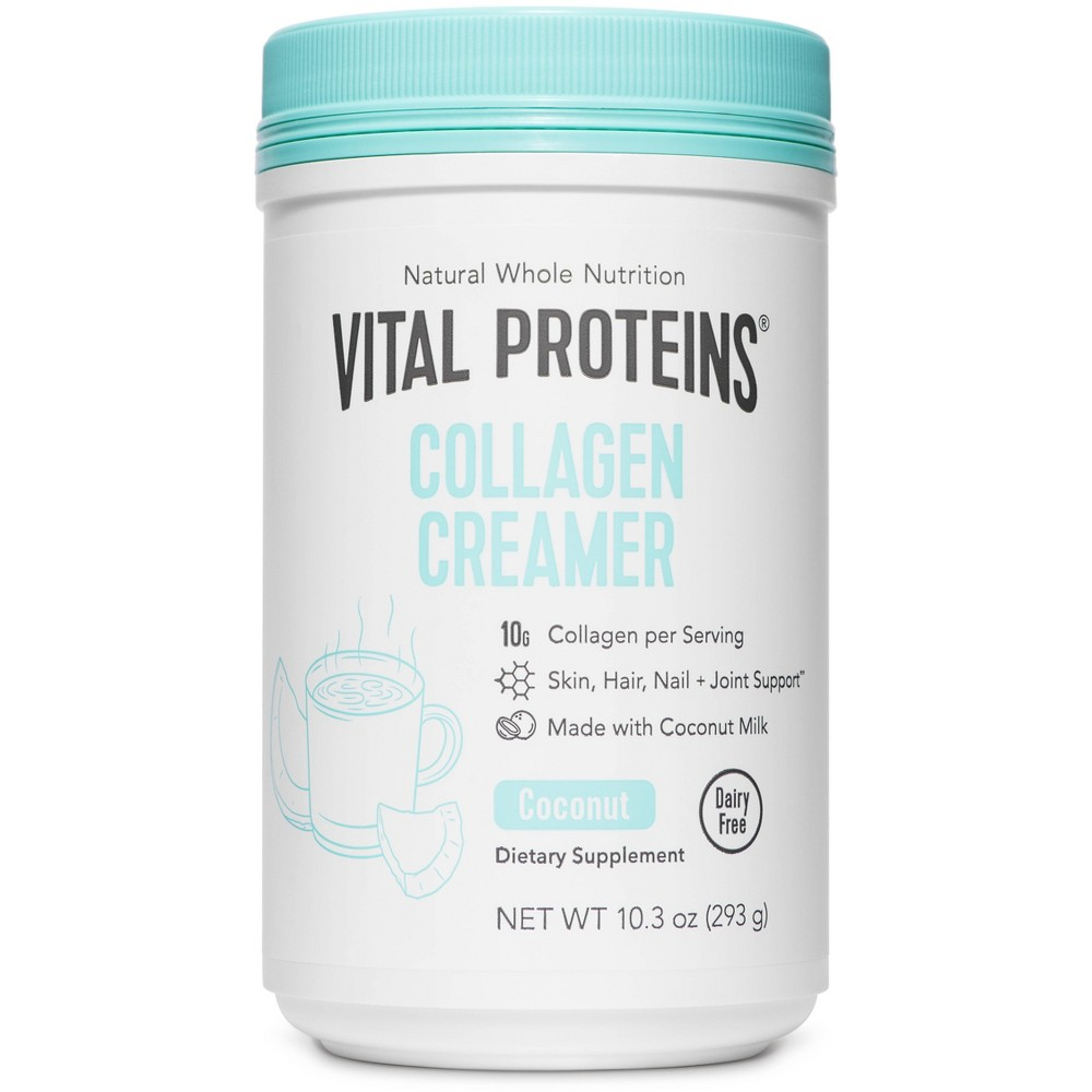 Image of Vital Proteins Collagen Coconut Creamer Dietary Supplements - 10oz