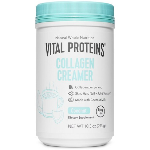 Vital Proteins Collagen Coconut Creamer Dietary Supplements - 10oz - image 1 of 4