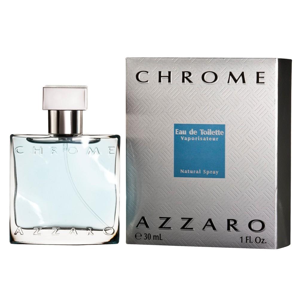 Chrome by Azzaro Eau de Toilette Men's Cologne - 1.0 fl oz