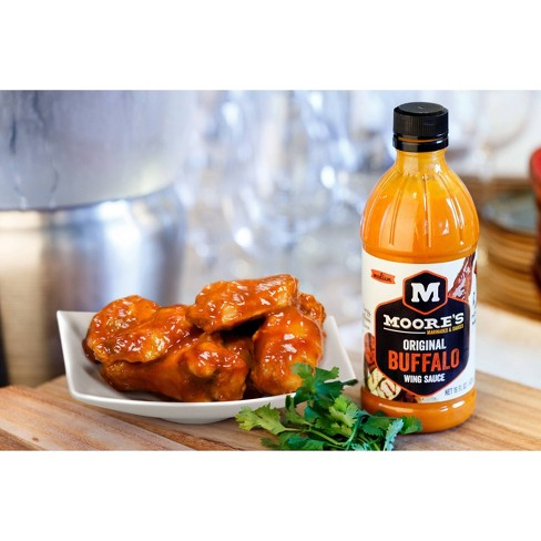 Moore's Original Buffalo Wing Sauce - 16 fl oz - image 1 of 2