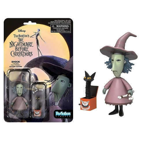 Funko ReAction The Nightmare Before Christmas Shock Mini Figure - image 1 of 1