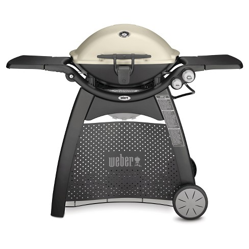 Weber® Q®3200® 2 Burner Gas Grill - Tan - image 1 of 7