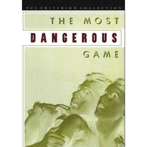 The Most Dangerous Game (DVD) - image 1 of 1
