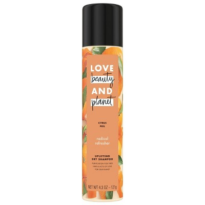 Dry Shampoo: Love Beauty & Planet Radical Refresher