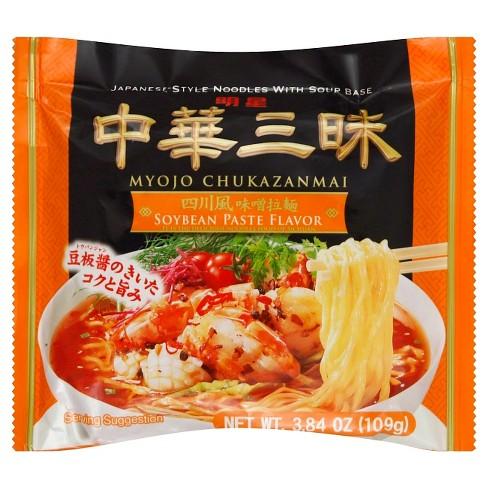 Kikkoman Myojo Soybean Paste Flavor Ramen - 3.84oz - image 1 of 1