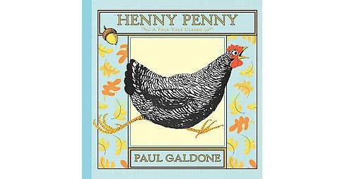 Henny Penny (Reprint) (School And Library) (Paul Galdone) - image 1 of 1