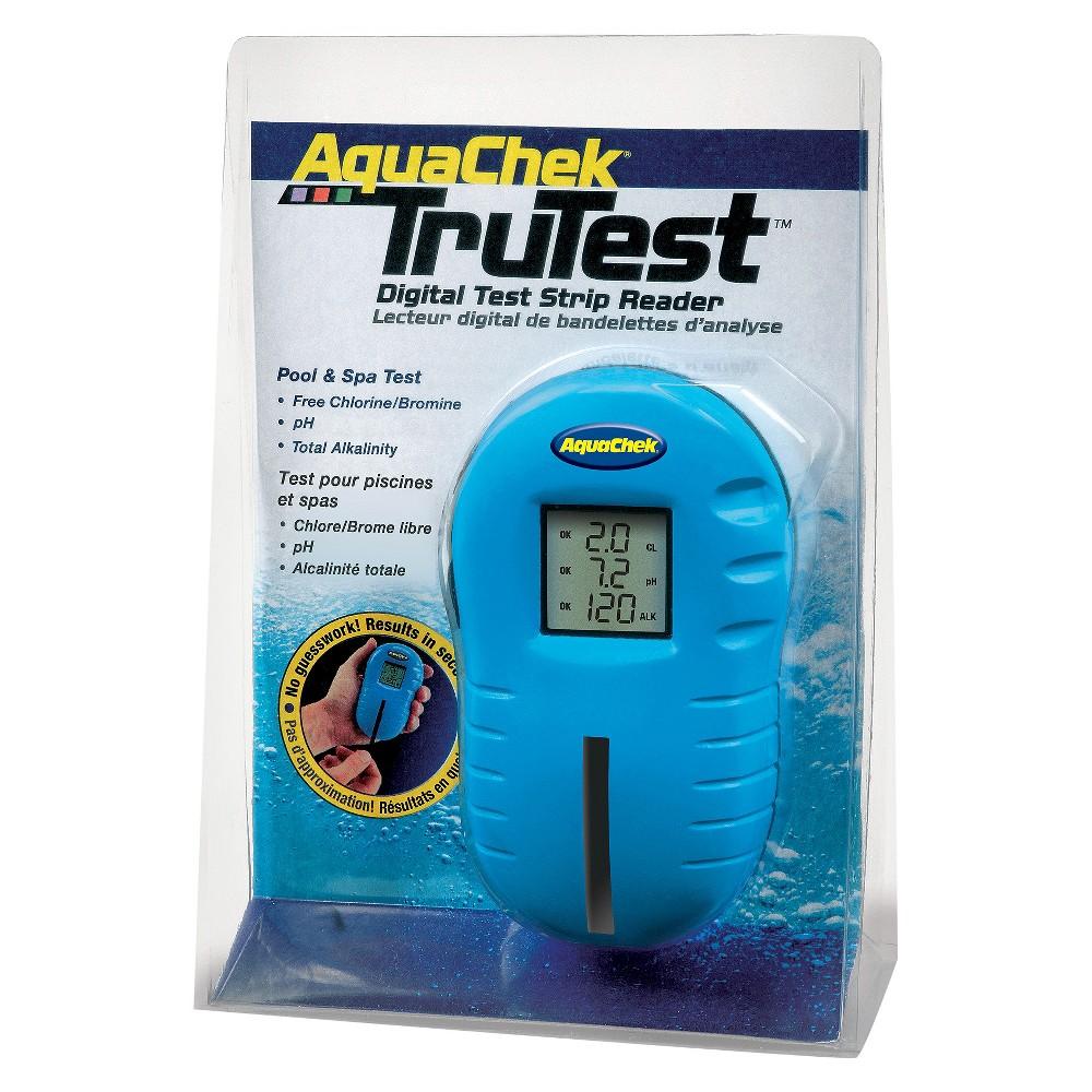Aqua Chek Trutest Digital Reader, Blue