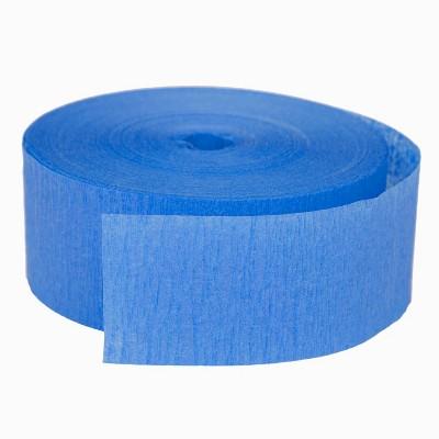 Blue Crepe Streamer - Spritz™