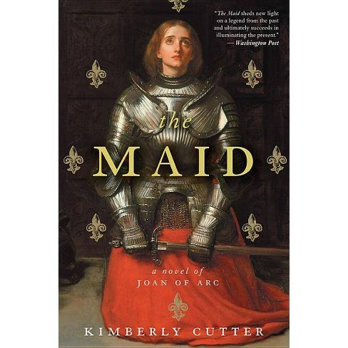 The Maid - by  Kimberly Cutter (Paperback) - image 1 of 1