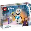 LEGO Disney Frozen 2 Olaf 41169 Olaf Snowman Toy Figure Building Kit 122pc - image 4 of 4