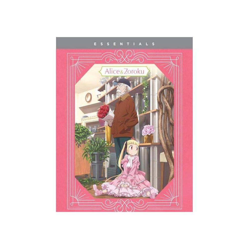 Alice Zoroku The Complete Series Blu Ray 2020