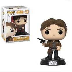 Funko POP! Star Wars: Han Solo S1 - Han Solo