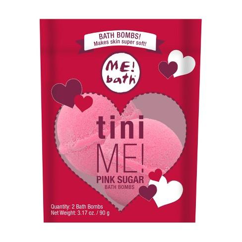 ME! Bath Tini ME! Bath Fizzy Pink Sugar - 2ct - image 1 of 1