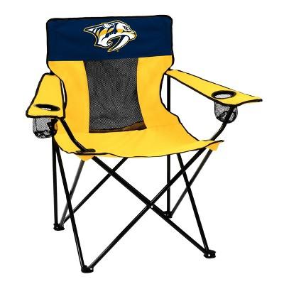 NHL Nashville Predators Logo Brands Elite Chair