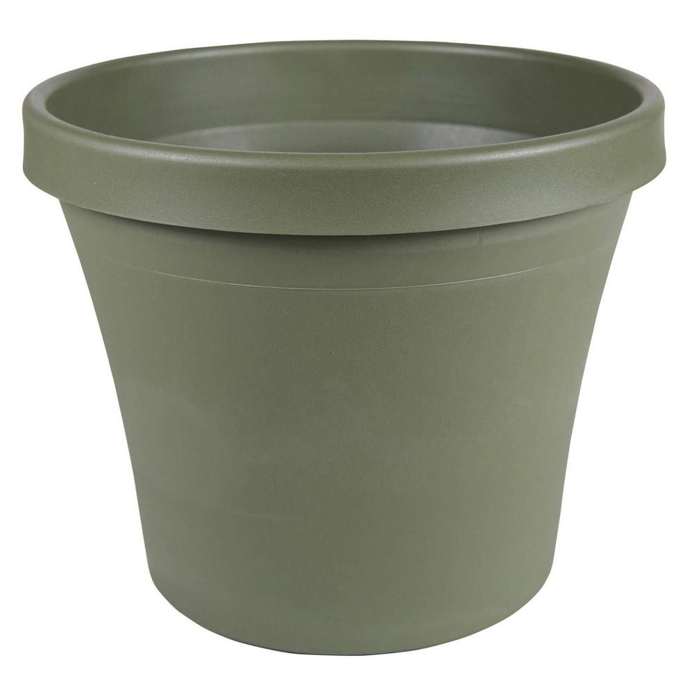 "Image of ""10"""" Terra Pot Planter - Living Green - Bloem"""