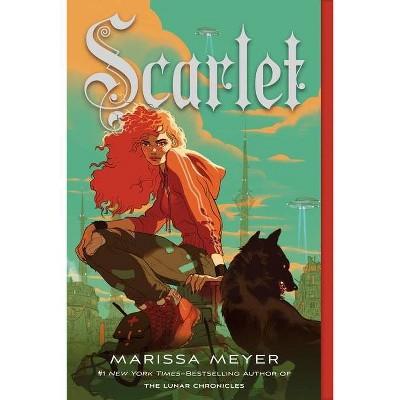 Scarlet - (Lunar Chronicles, 2) by  Marissa Meyer (Paperback)