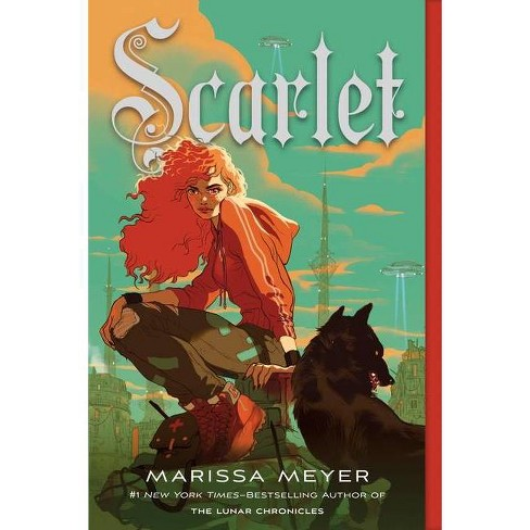 Scarlet - (Lunar Chronicles) by Marissa Meyer - image 1 of 1