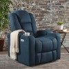 Emersyn Tufted Power Recliner - Christopher Knight Home - image 2 of 4