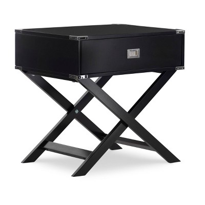 Peggy X Base Accent Table - Linon