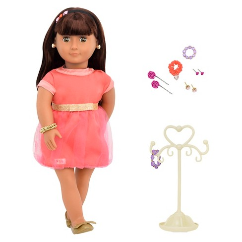 Our Generation Jewelry Doll - Adelita - image 1 of 4