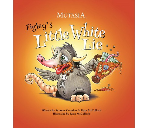 Figley's Little White Lie (Hardcover) (Suzanne Cotsakos) - image 1 of 1