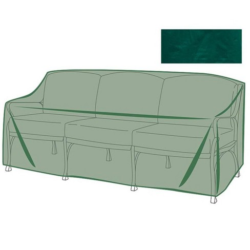 All Weather Outdoor Furniture Cover For Sofa Plow Hearth Target