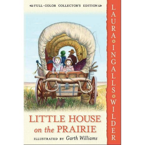 Little House on the Prairie - (Little House (HarperTrophy)) by  Laura Ingalls Wilder (Paperback) - image 1 of 1