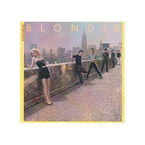 Blondie - Autoamerican (Bonus Tracks) (Remaster) (CD) - image 1 of 4