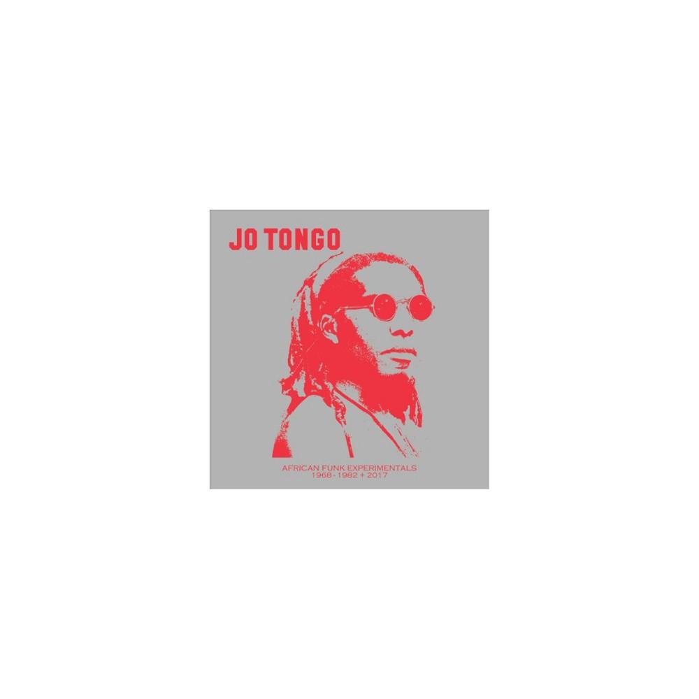 Jo Tongo - African Funk Experimentals:1968-1982 (CD)