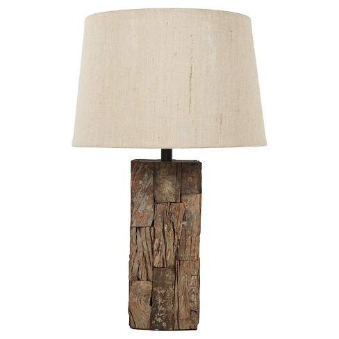 Selemah Table Lamp Light Brown (Lamp Only) - Signature Design by Ashley - image 1 of 3