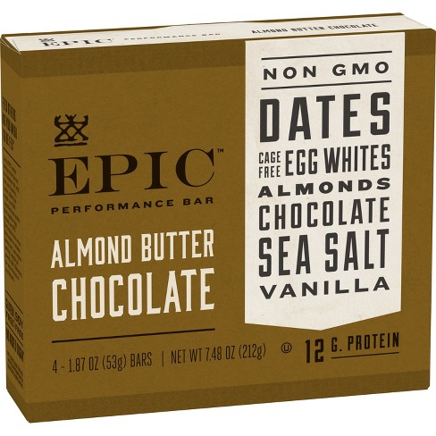 EPIC Almond Butter Chocolate - 7.48oz - image 1 of 3