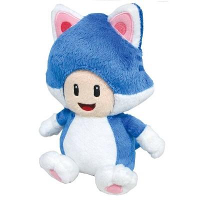 Nintendo  Super Mario 3D Plush - Cat Toad