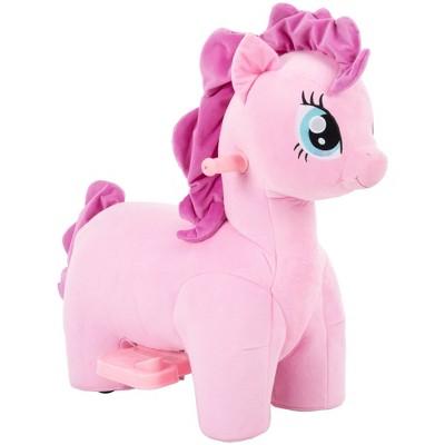 Huffy 6V My Little Pony Plush Powered Ride-On