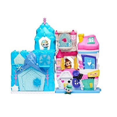 Disney Doorables Mega Stack Playset