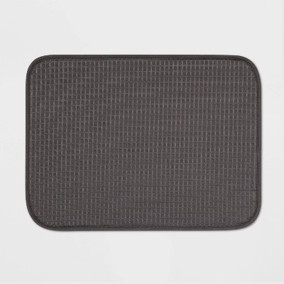 "18"" x 24"" Drying Mat Gray - Made By Design™"