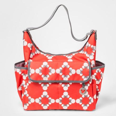 Disney Classic Carryall Diaper Bag Minnie Mouse