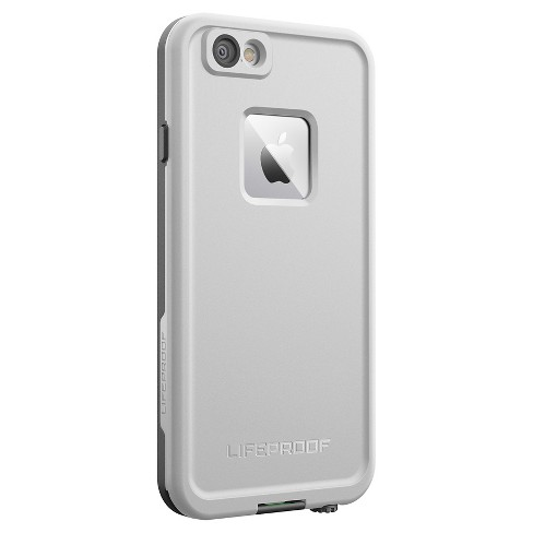 best service 0a353 12daa LifeProof iPhone 6s Plus/6 Plus Case Fre - White