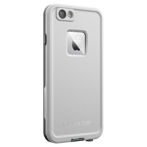 best service 22c3c e1cf7 LifeProof iPhone 6s Plus/6 Plus Case Fre - White