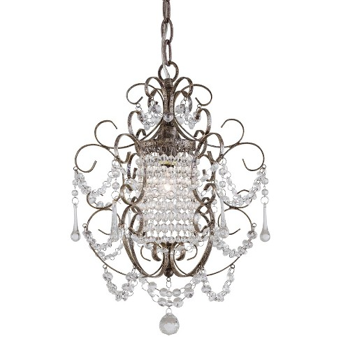 Minka Lavery ML 3121 1 Light 1 Tier Crystal Chandelier from the Mini Chandeliers Collection - image 1 of 1