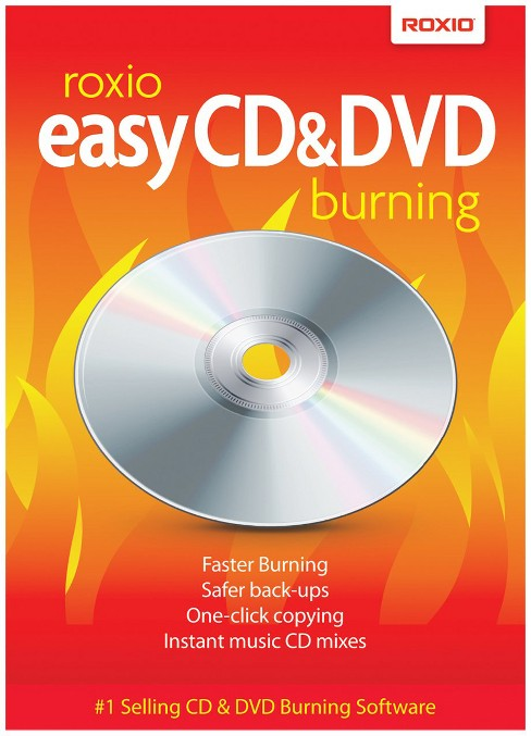 Easy CD And DVD Burning - image 1 of 1