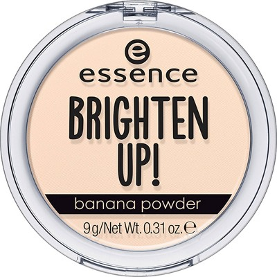 essence Brighten Up! Banana Pressed Powder - 10 Bababanana - 0.31oz