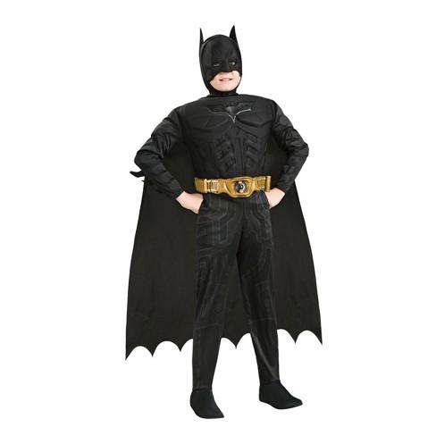 e73e86b46827e Batman Dark Night Rises Boys  Muscle Chest Costume   Target